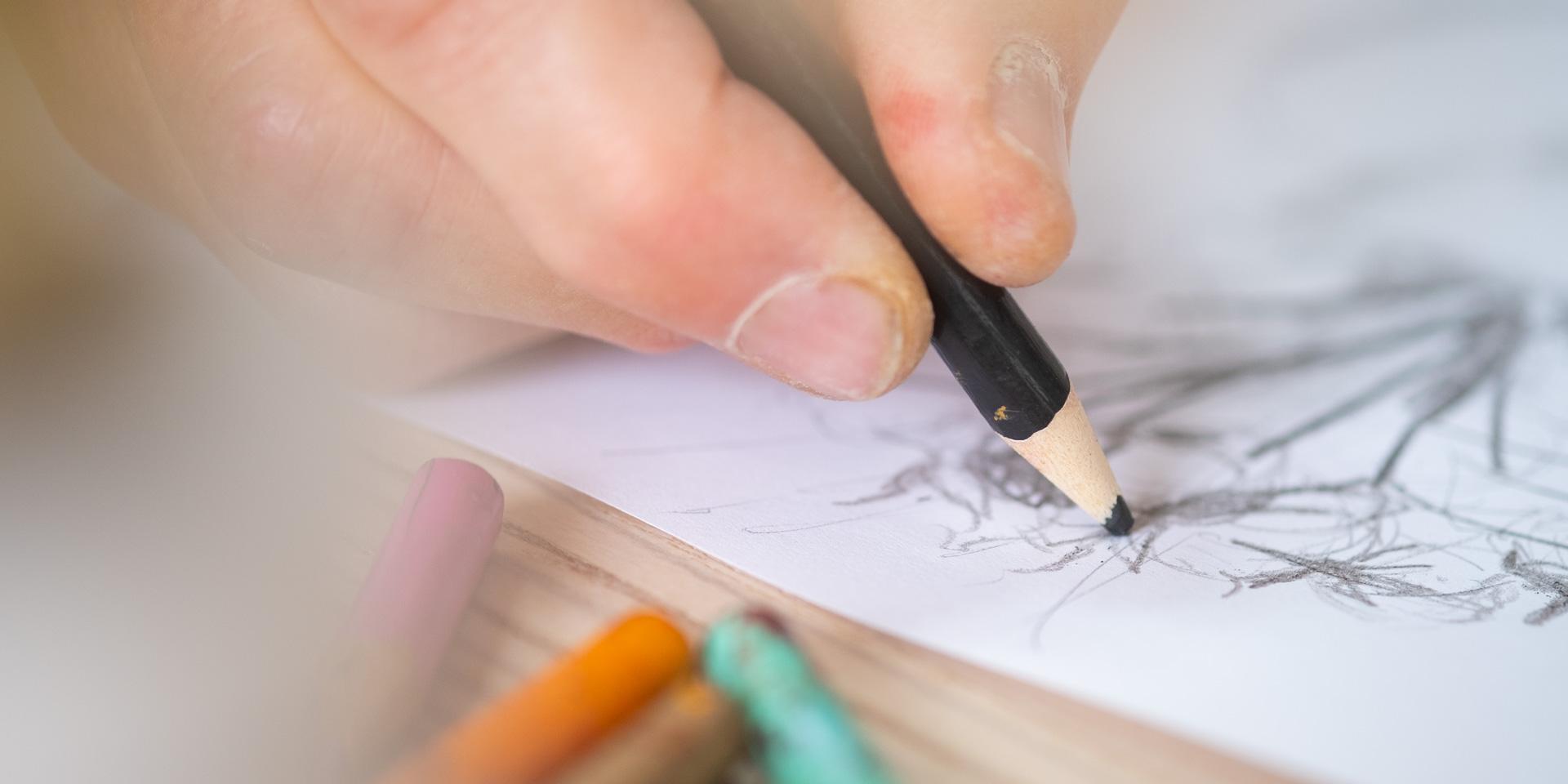 Cycle Apprendre le dessin – 12 séances
