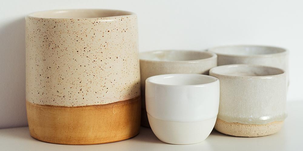 Céramique – Emaillage et décor