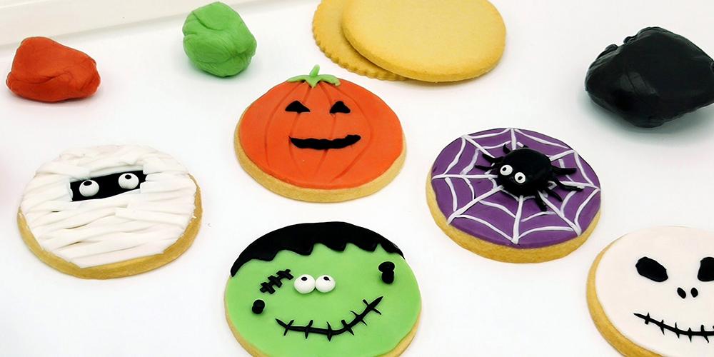Décoration pâte à sucre Halloween – Ado / Adulte